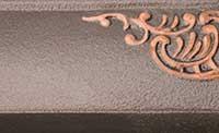 Metallic Brown / Copper